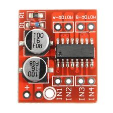 10pcs Dual Channel L298N DC Motor Driver Board PWM Speed Dual H Bridge Stepper M