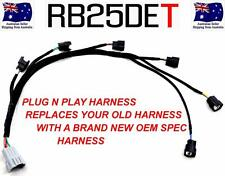 RB25DET INJECTOR SUB HARNESS UPGRADE SKYLINE R33 GTST R34 GTT INJECTORS