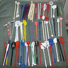 Vintage 92 Swizzle Sticks Alcohol Hotels Inns Restaurant Lounges Airlines