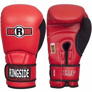 Ringside Boxing Gel Shock Safety Sparring Gloves