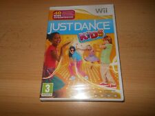 Just Dance Kids NEW and Sealed Wii Nintendo Wii,