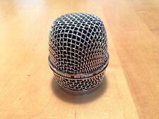 Telefunken M80 Microphone Chrome Grille - Brand New!