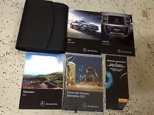 2014 MERCEDES BENZ SLK250 SLK350 SLK63 55 Owners Operators Manual Set OEM