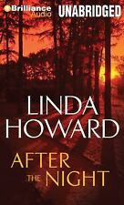 After the Night by Linda Howard (2014, MP3 CD, Unabridged)
