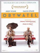 Obywatel (DVD) 2014 Jerzy Stuhr, Maciej Stuhr POLSKI POLISH