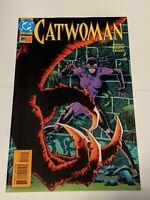 Catwoman #21 June 1995 DC Comics