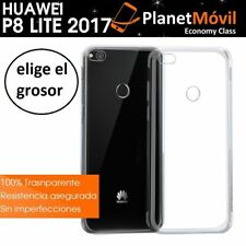 Funda transparente ultrafina o normal HUAWEI P8 LITE 2017 gel silicona carcasa