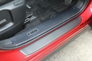 Garage Vary Front Left & Right Scuff Plates for the Mazda CX-5 KF