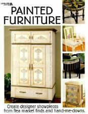 Painted Furniture : Create Designer Showpieces from Flea Market Finds and...