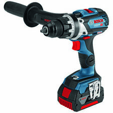 Bosch GSR 18V-85 C 18v Bluetooth Brushless Cordless Drill Driver With 2 x 5.0ah