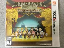 Theatrhythm Final Fantasy: Curtain Call (Nintendo 3Ds, 2014) 3Ds New