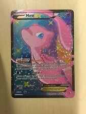 Pokemon Mew EX S&W Legendäre Schätze RC24/RC25 TCG englisch!