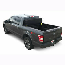 Leer HF650M Hard Folding Tonneau Cover Matte Black for Ford F-150 15-20 5.5' Bed
