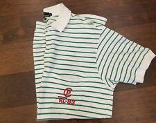 Vintage Polo Ralph Lauren RL93 1993 Striped Shirt Men's Size Large Stadium OG