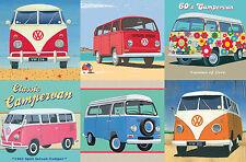 Gibsons - 500 pezzi puzzle-il funzionario VW Camper Van TIN