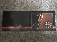 Limited Edition Star Wars Revenge Of The Sith Darth Vader Lithogram