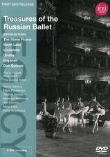 Bolshoi Ballet - Legacy: Treasures of the Russian Ballet [New DVD]