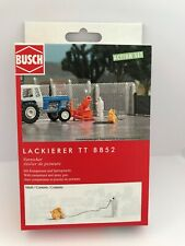 Busch 8852 Tt Gauge Painters # New in Original Package #