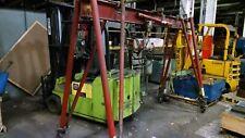 Wallace 2 Ton Portable Gantry Crane