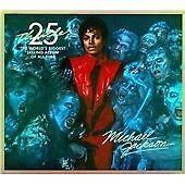 Michael Jackson : Thriller CD 25th Anniversary  Album with DVD 2 discs (2009)