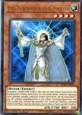 Yu-Gi-Oh! BLLR-DE036 Lyla, Lichtverpflichtete Zauberin ULTRA RARE 1.Auflage NEU!