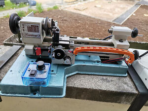 Emco Unimat-3,CNC Drehmaschine.