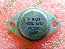FSC UA78H05SC TO-3 5-Volt 5-Amp Voltage Regulators