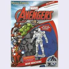 Marvel Avengers War Machine Metal Earth 3D Model Puzzle KIT