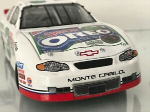 "VERY UNIQUE DALE EARNHARDT DIECAST  * OREO / GRINCH "" THE SHOW CAR"" MONTE CARLO"