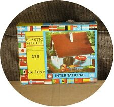 ALFA INTERNATIONAL PLASTIC MODEL KIT - COTTAGE  #373 - HO TRAIN (3 in stock)