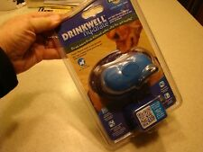 Pet safe Filter Dog Filtration System Drinkwell Water Hy-drate blue Fast Ship