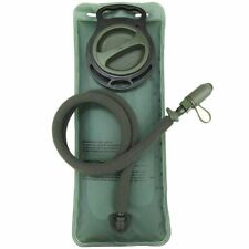 2.5L Hydration Bladder Water Storage w/ Drinking Tube Cover Bite Cover BPA FREE