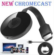 NEW Google Chromecast 2 Digital HD HDMI Media Video Streamer (Latest Model)
