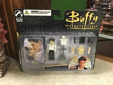2004 PLAZ Buffy the Vampire Slayer Angel Figure Preview Exclusive Series 1 MOC