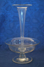 Clear Georgian Art Glassware Date-Lined Glass