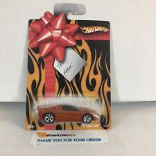 '40 Somethin Orange * Hot Wheels Gift Car Series w/ Real Riders * NC11