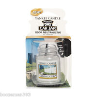 Yankee Candle Clean Cotton 3D Ultimate Car Jar