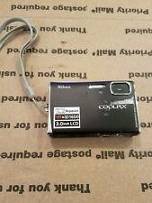 Nikon COOLPIX S50 7.2mega pixels black