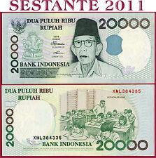 (com) INDONESIA -  20000 20.000 RUPIAH 1998 / 2002 -  REPLACEMENT  - P 138e - XF