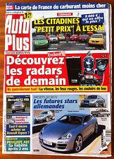 AUTO PLUS du 28/03/2006; Comparatif Citadines petit prix/ Mercedes GL 450/ 407 P