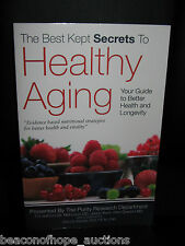 The Best Kept Secrets to Healthy Aging Purity Research Department Excellent Co