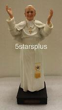 NEW Pope Saint  John Paul II Statue Sculpture Figurine Ship Immediately!!