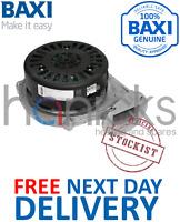 Baxi EcoBlue Combi Advance Plus 24 28 33 40 ErP Fan 720768101 Genuine Part