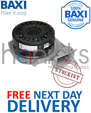 Baxi EcoBlue Combi Advance Plus 24 28 33 40 ErP Fan 720768101 Genuine Part