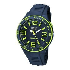 Watch- Limit Sports, Lime/navy