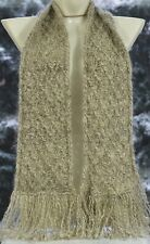 Wool 100% - very warm winter Scarf size 140cm*16cm for adults and adolescents