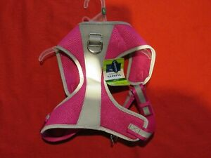 NWT Top Paw Reflective Pink Dog Harness S