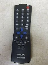 Philips Magnavox Bs 03927 007787 Black Remote Control *Free Shipping*