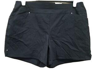 INC INTERNATIONAL CONCEPTS Women's PLUS Size 18W Shorts**Mid Rise**Pockets**NWT*