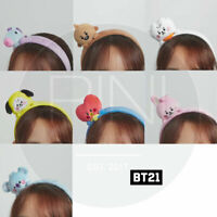 BTS BT21 Official Authentic Goods Hair Band Baby Ver + Tracking #